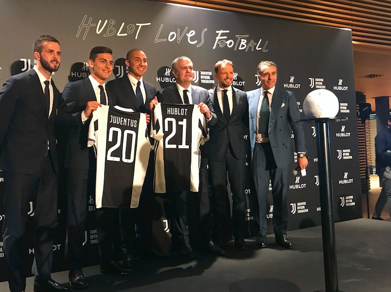 Classic Fusion Chronograph Juventus Hublot