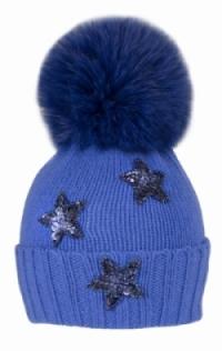 berretti lana bambina