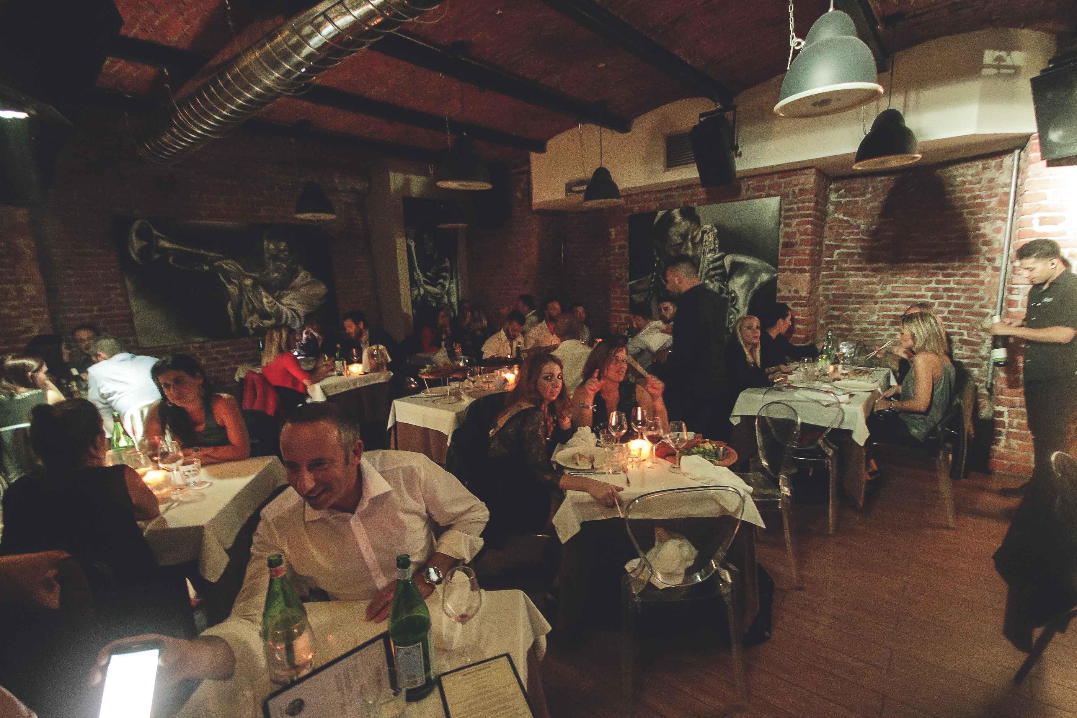 San Valentino a Milano: consigli per la tua cena romantica - Jazz Cafè