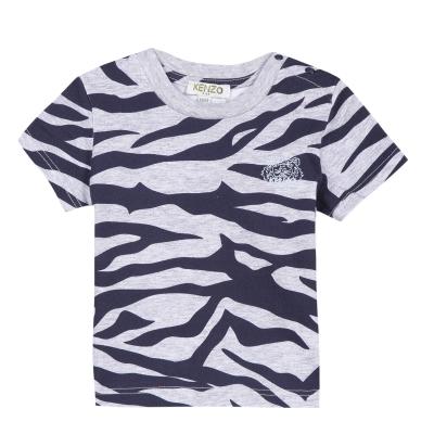 t-shirt bimbo Kenzo Kids