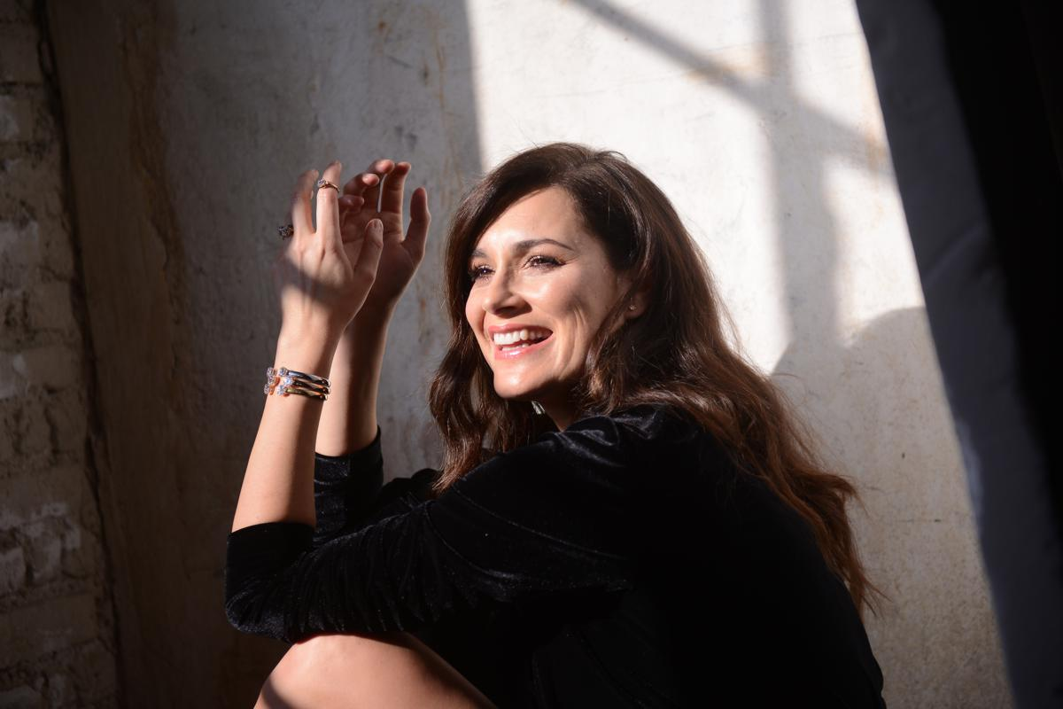 QVC- Diamonique by Alena Seredova