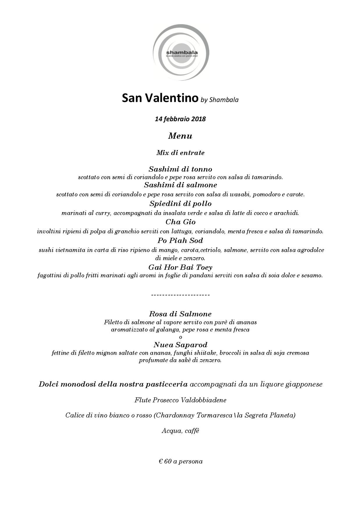 San Valentino a Milano: consigli per la tua cena romantica - Shambala