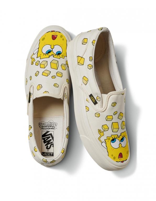 Vault by Vans x SpongeBob