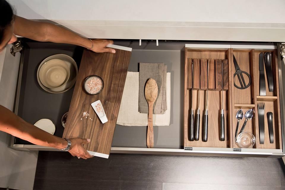 Grande o piccola che sia la tua cucina, i mobili componibili sono la ...