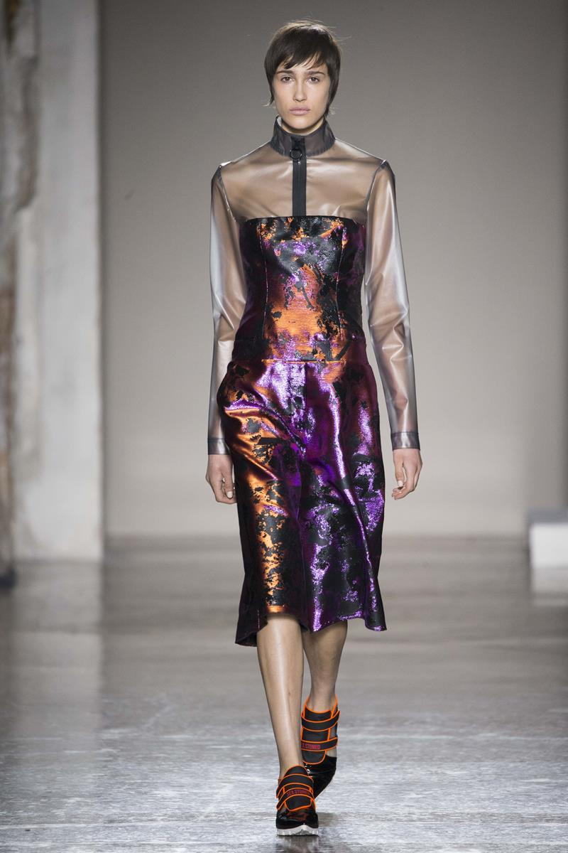 Milano fashion week cristiano burani donna autunno for Milano fashion week 2018
