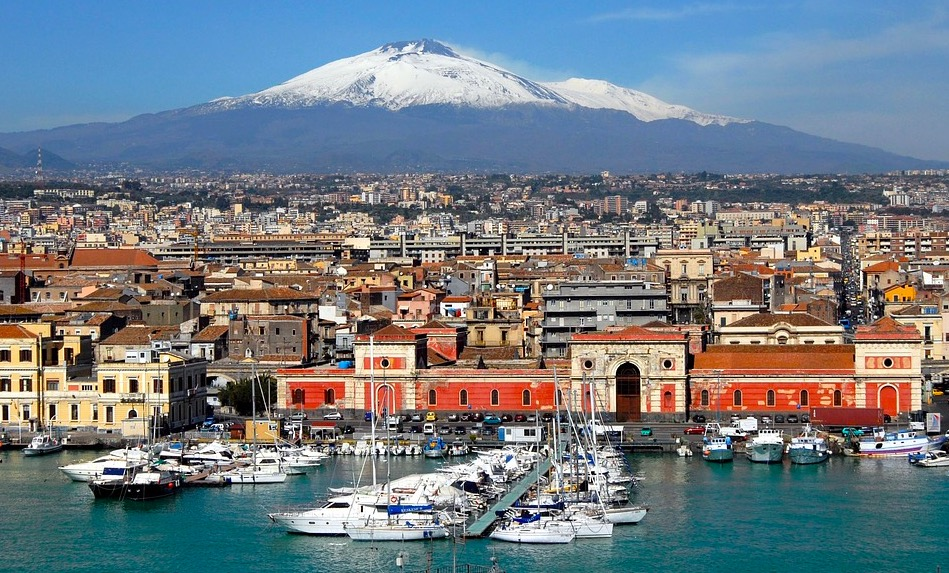 weekend in sicilia