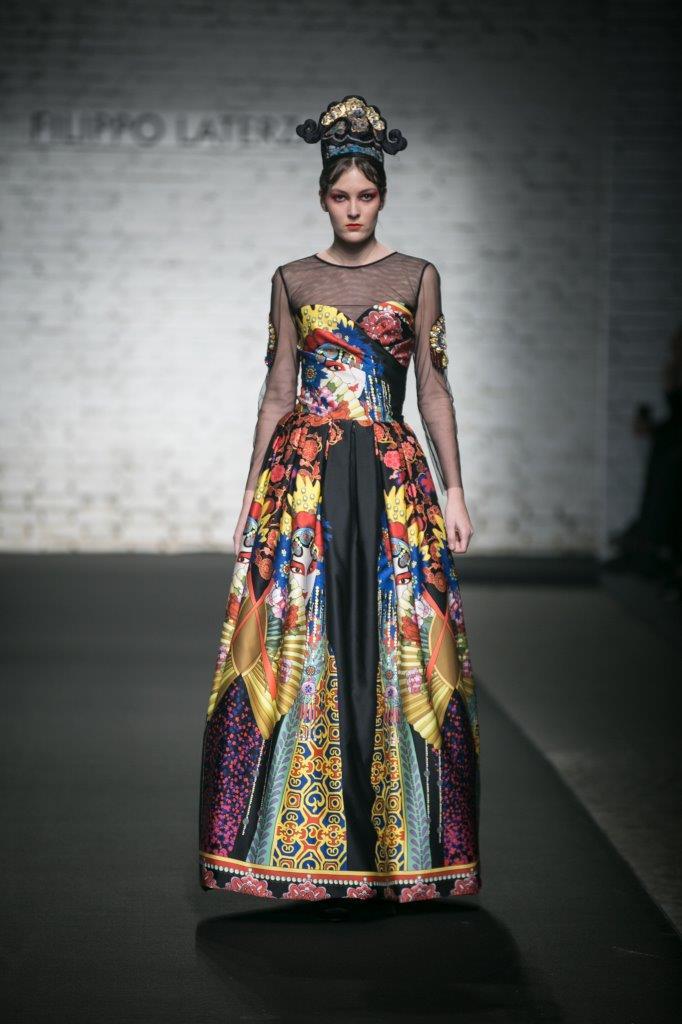 Filippo Laterza Haute Couture FW 2018-2019