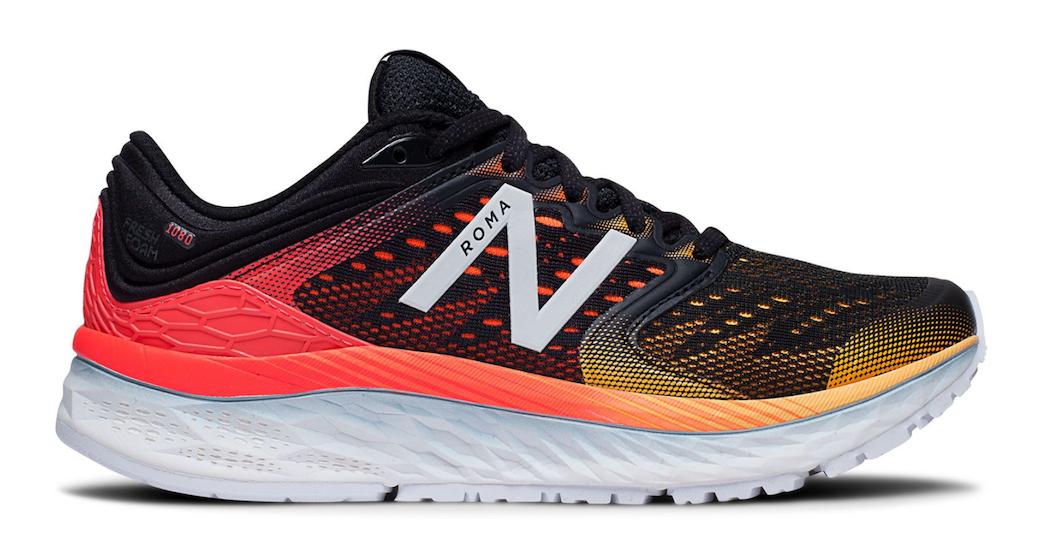 Maratona di Roma. La scarpa ufficiale presentata da New Balance ...