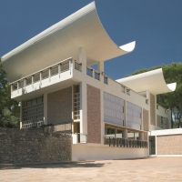 The Maeght Foundation and Architecture_Photo by Josep Lluís Sert ©Maeght...