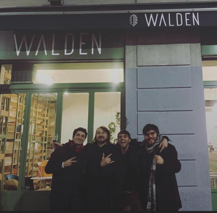 Walden caffé letterario