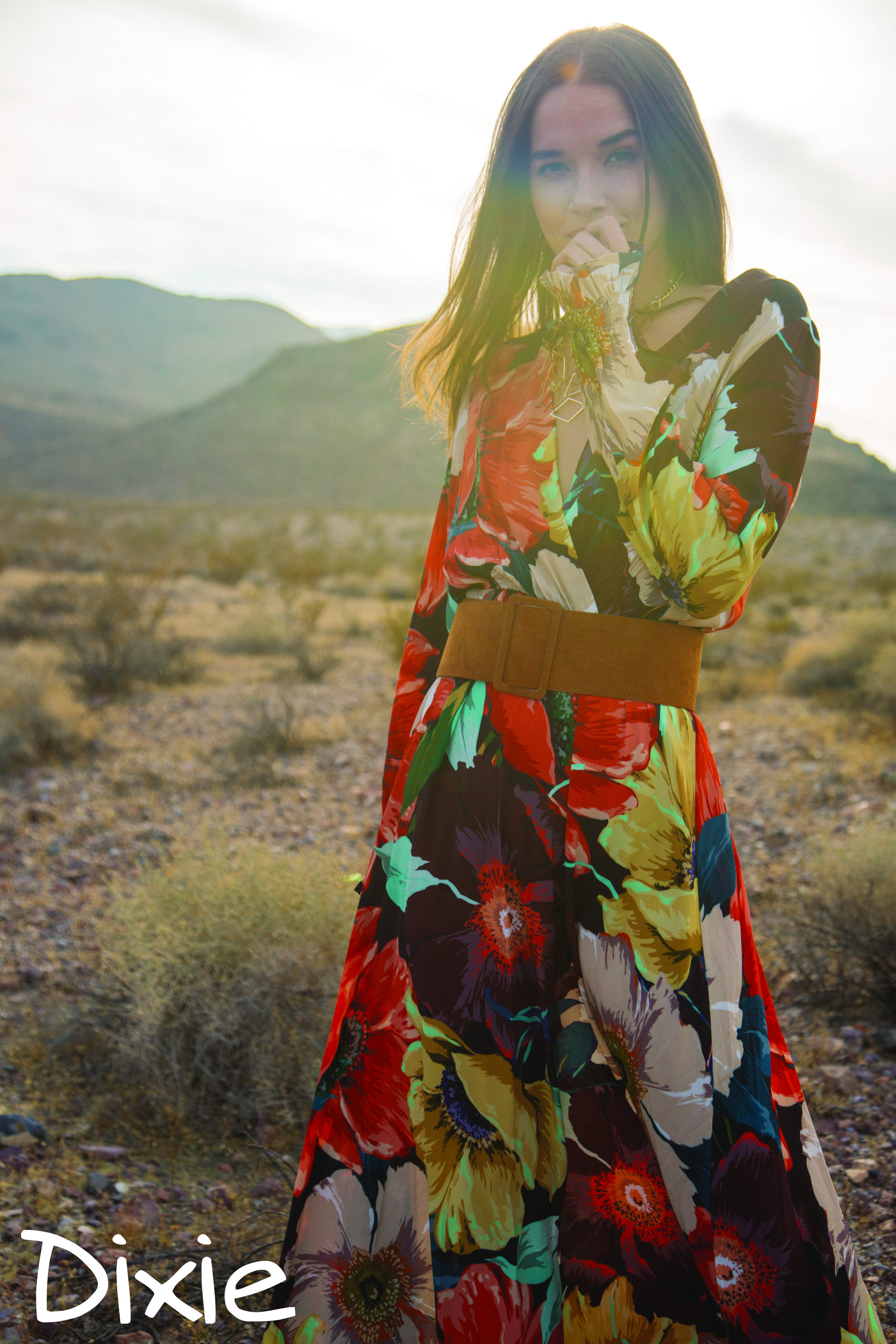 campagna Dixie donna SS 2018