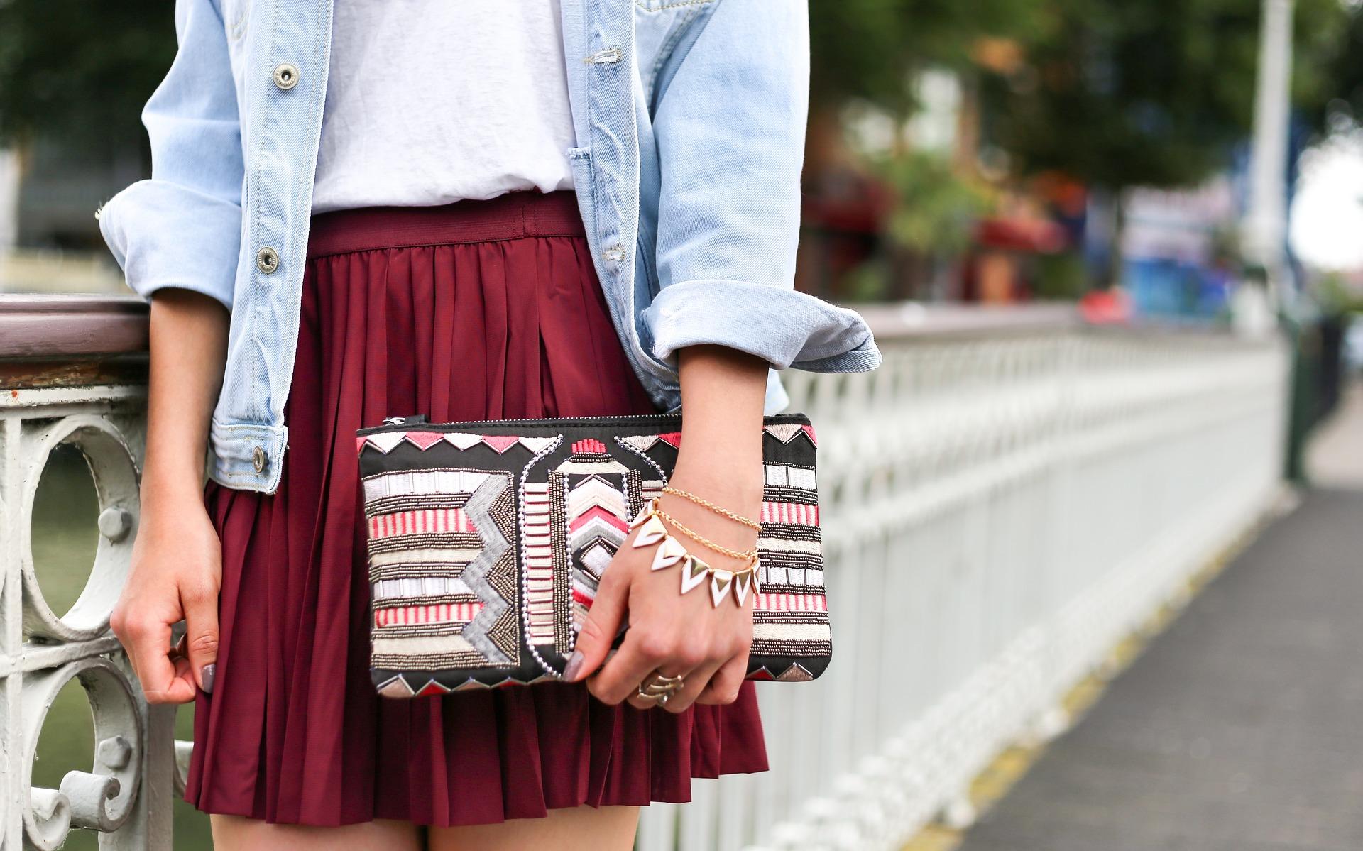 come portare la borsa