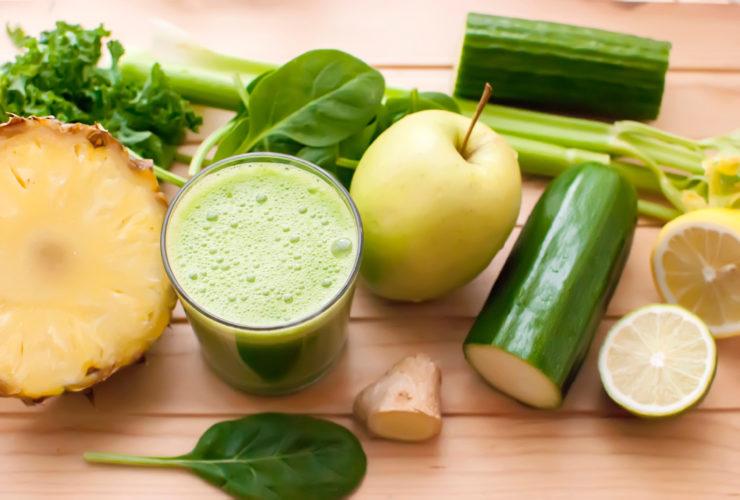 succi detox alimentazione sana