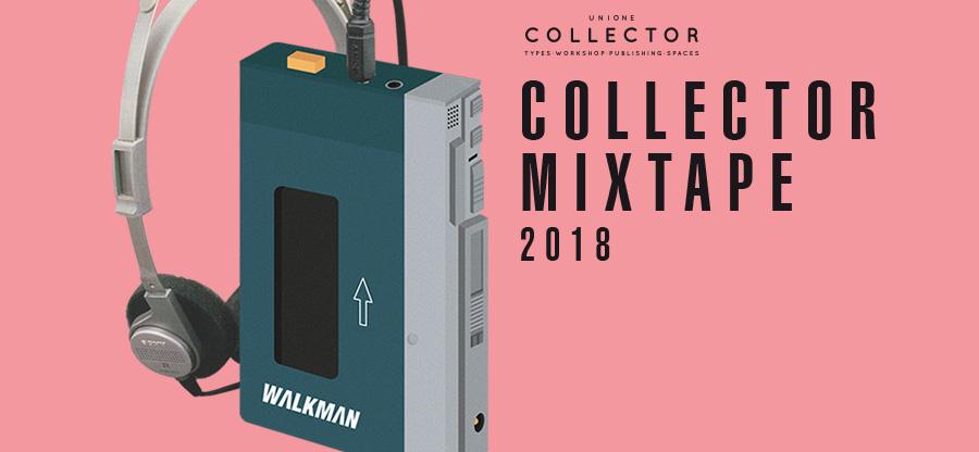 Collector Mixtape @ Unione Collector