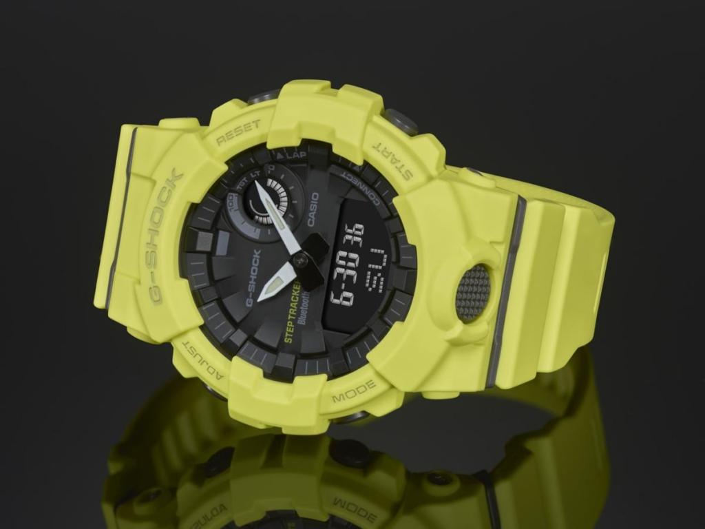 G-Shock nuovo orologio GBA-800