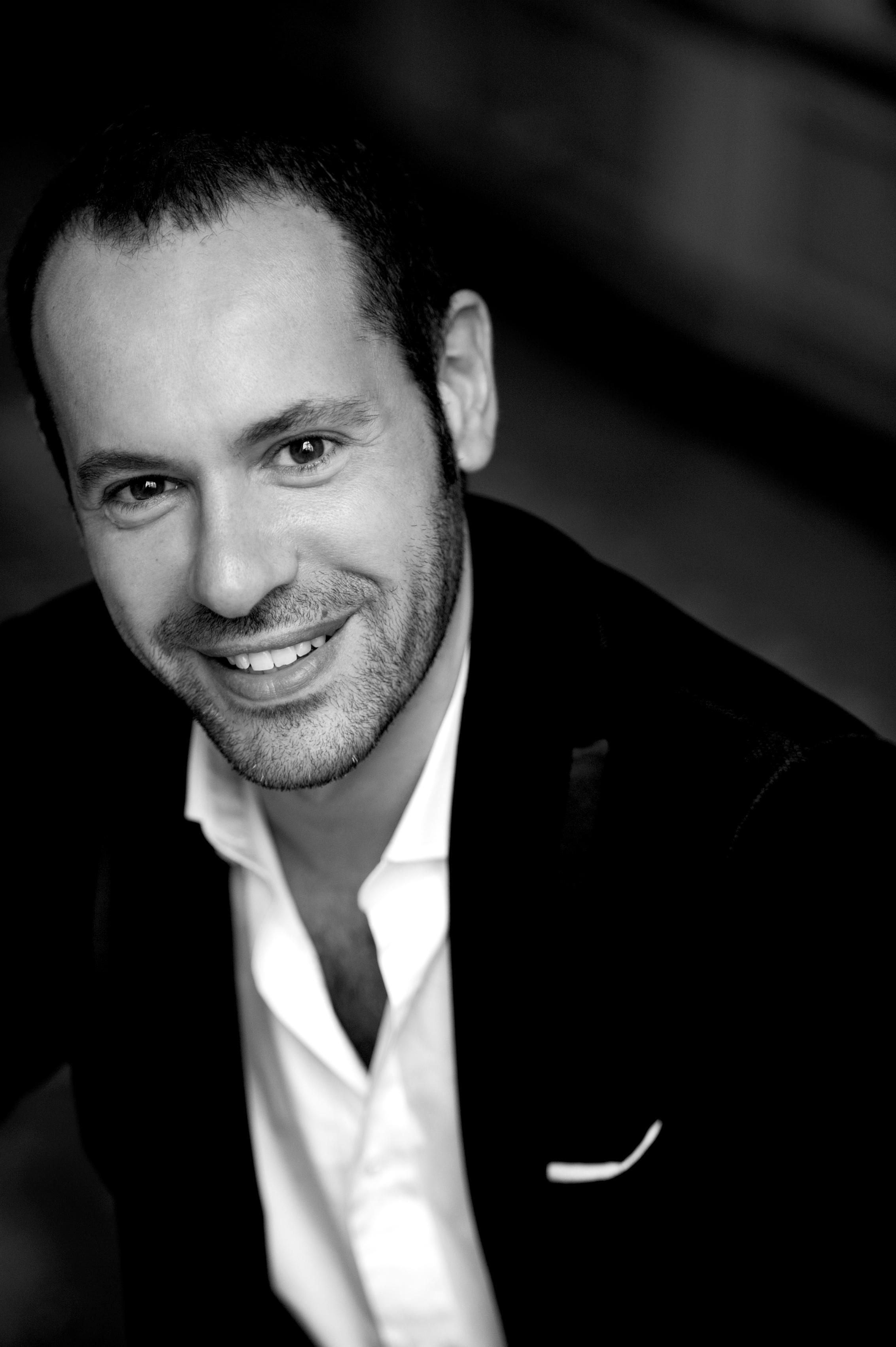 Massimiliano Giornetti - Direttore Creativo Shangai Tang.