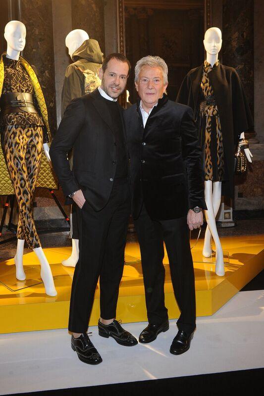 Massimiliano Giornetti e Alessandro Bastagli