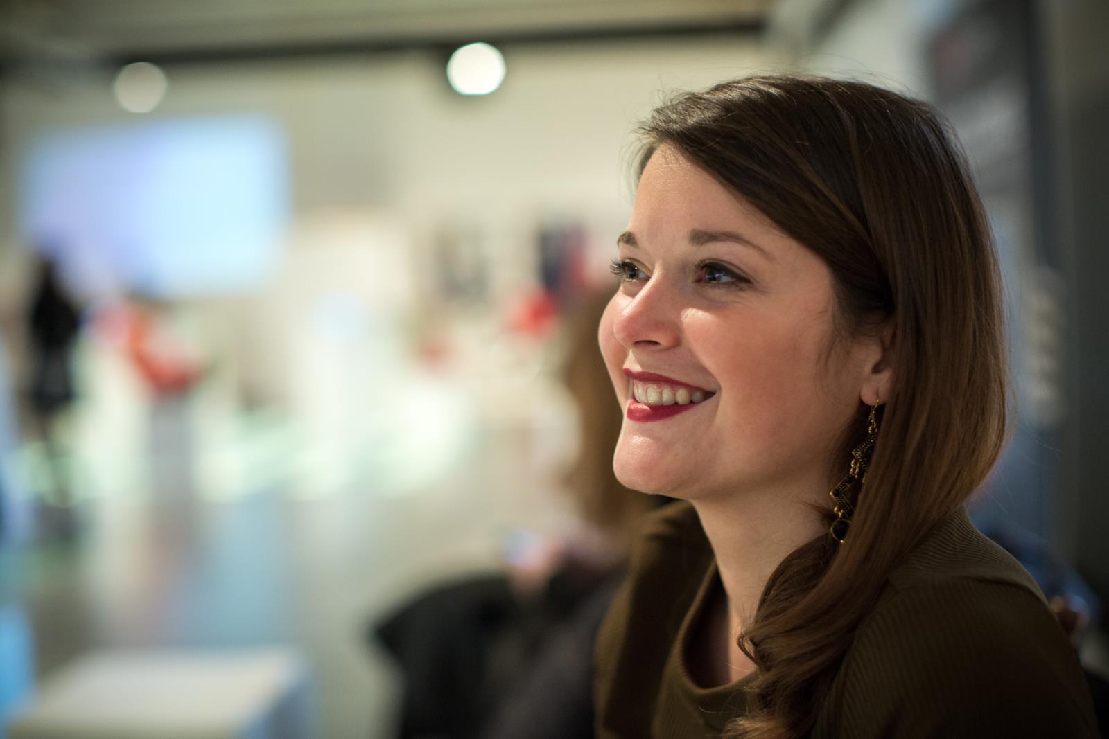 Serena Cracco, Manager Marketing Italia di Cybex