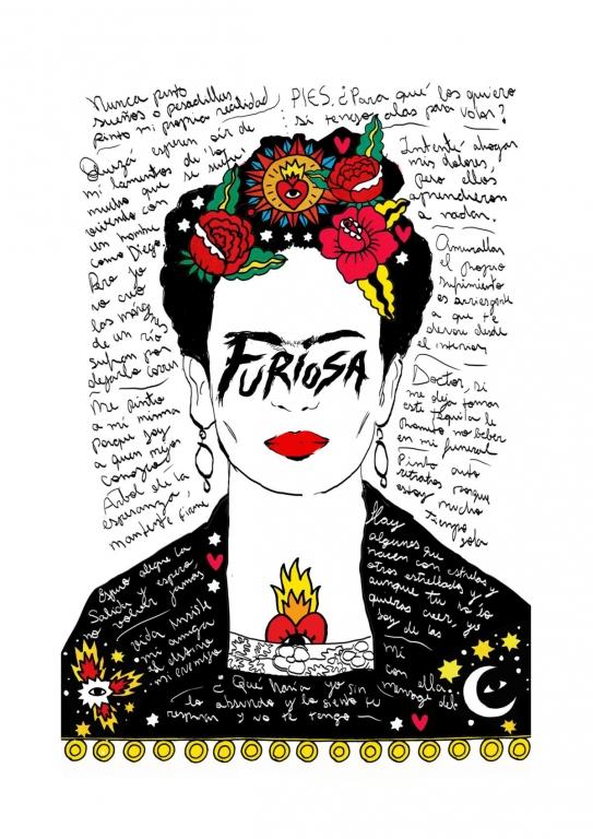 Silvian Heach SS18_T-shirt FURIOSA_grapich