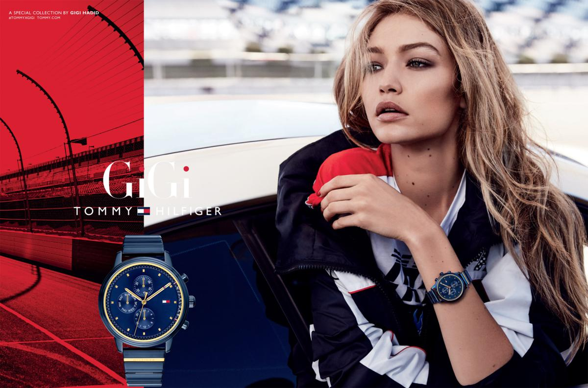 tommy hilfiger x gigi hadid la special collection fashion times. Black Bedroom Furniture Sets. Home Design Ideas