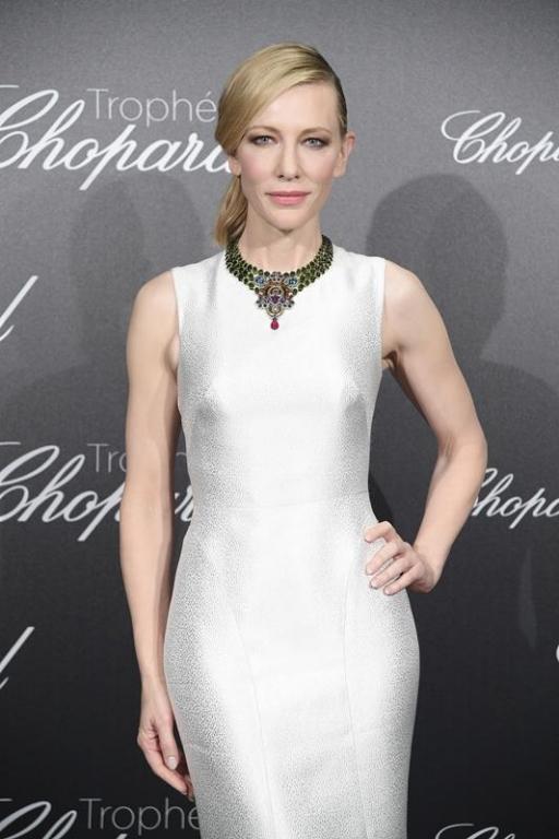 Cate Blanchett - Giorgio Armani Beauty