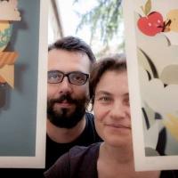 Elisa Cerri e Maurizio Santucci di BOMBOLAND