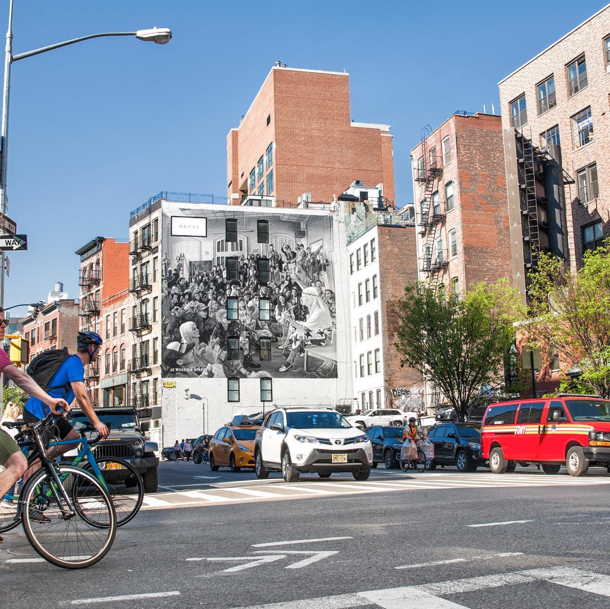Gucci Art Wall NY_7_Courtesy of Chris Moran_Colossal Media