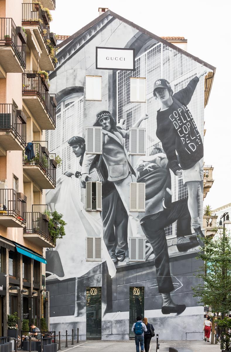 Gucci Art Wall_1_Courtesy of Delfino Sisto Legnani and Marco Cappelletti