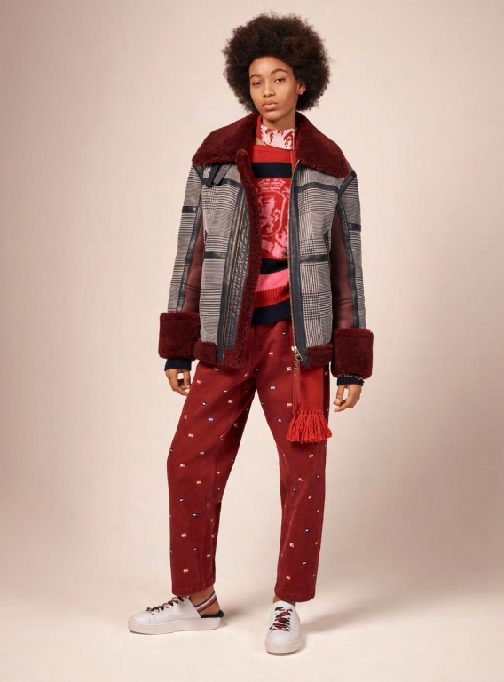 Hilfiger Collection Pre-Fall 2018