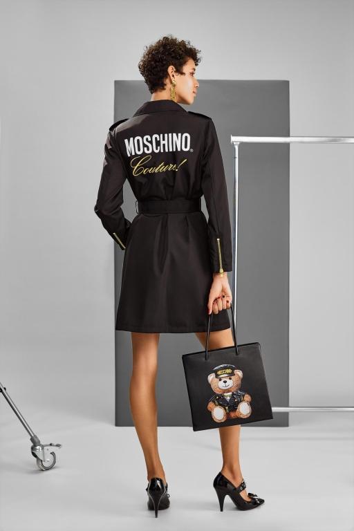 MOSCHINO LOVES PRINTEMPS