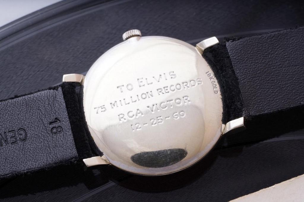 Omega - orologio Elvis