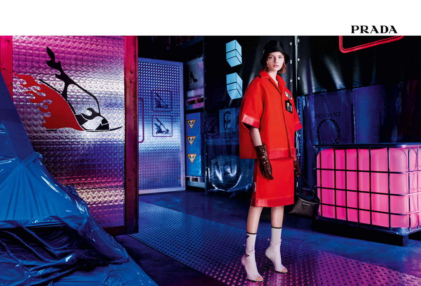 Prada Pre_Fall 2018 Advertising Campaign