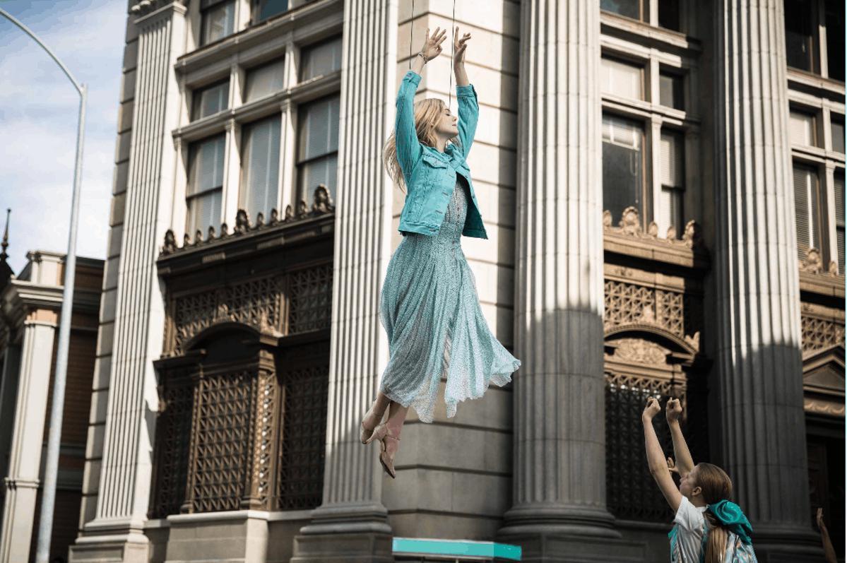 Tiffany campagna Belive in Dreams