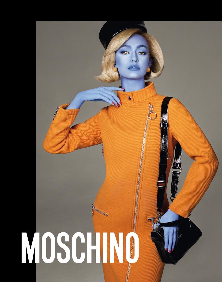 Moschino campagna pubblicitaria autunno inverno 2018 2019 steven meisel