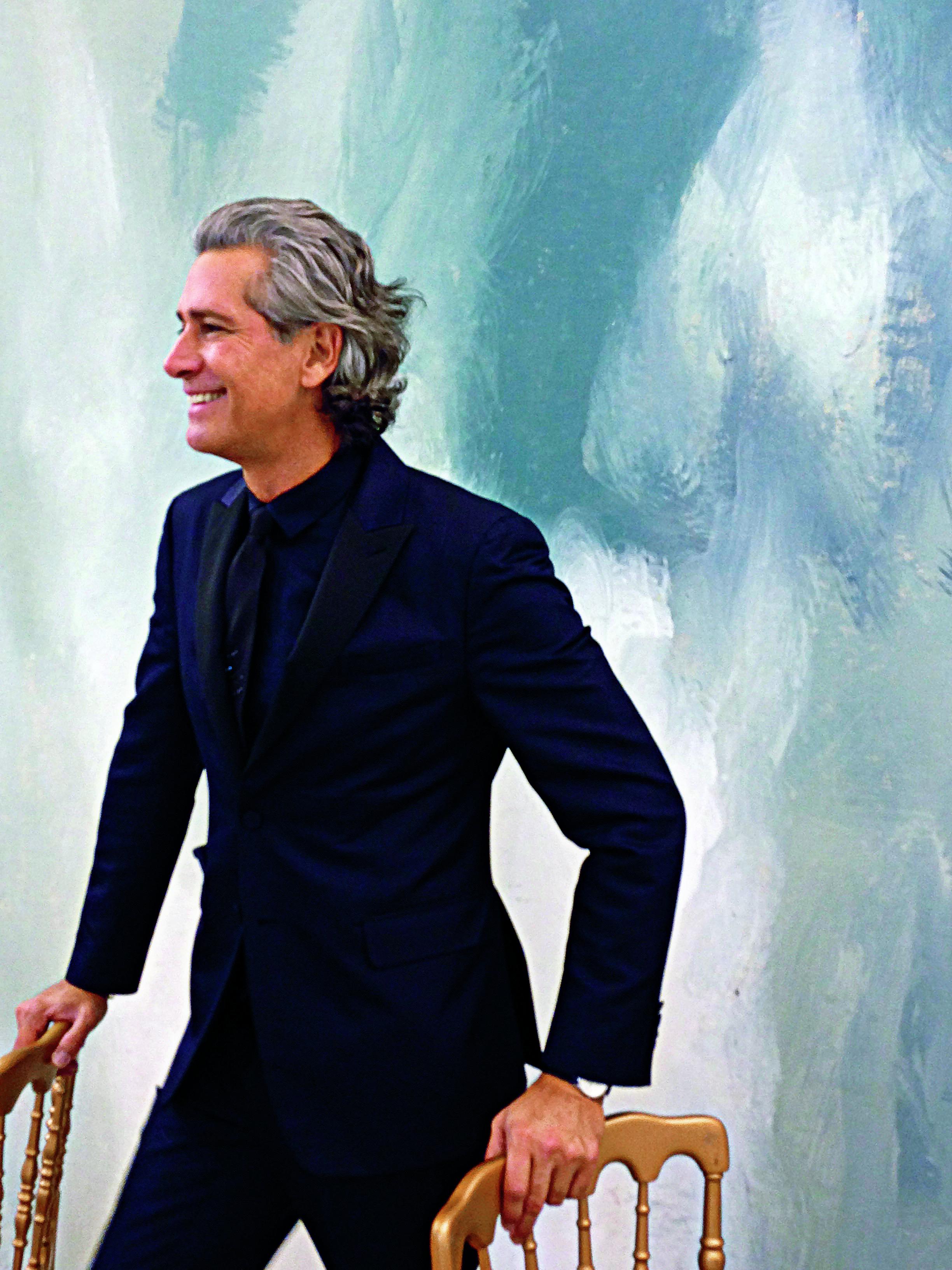 Carlos Souza (Valentino Worldwide Brand Ambassador)