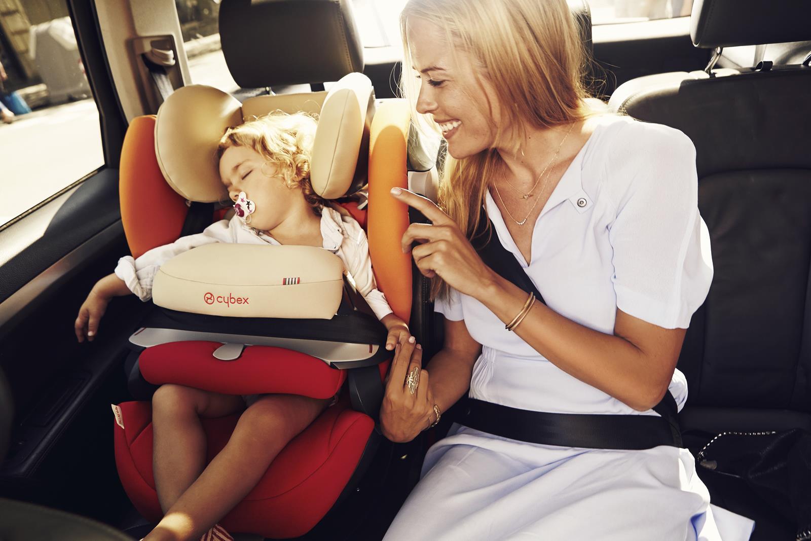 sicurezza bambini auto seggiolini cybex