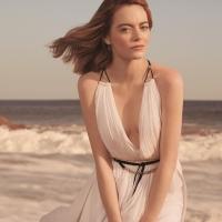 Emma Stone campagna Louis Vuitton profumo