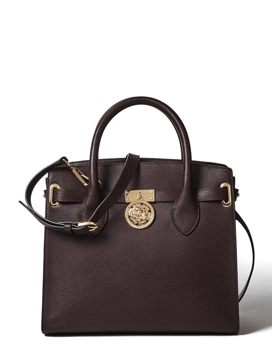 Guess Luxe Leather Handbag