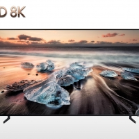 Samsung QLED TV 8K televisore ifa 2018 berlino