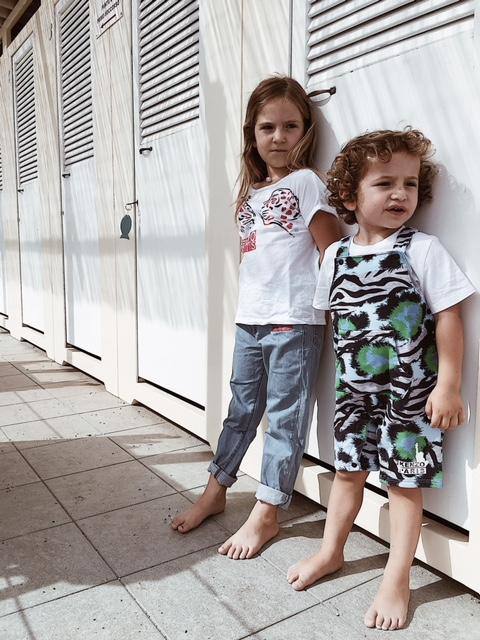vestiti per bambini kenzo kids primavera estate