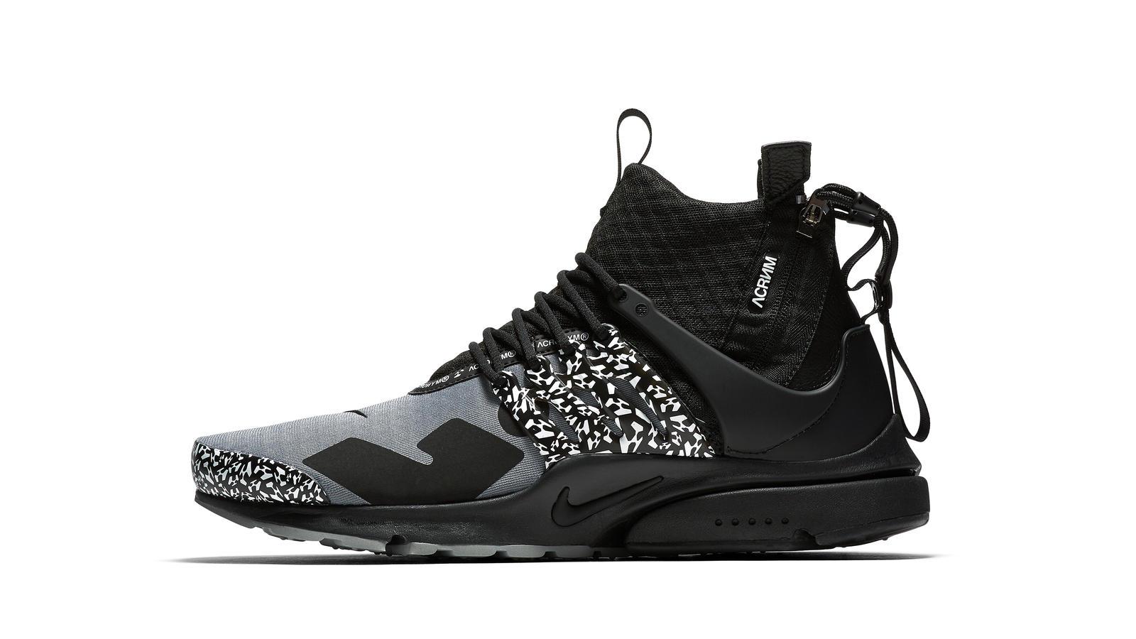 timeless design 6bc2f fb2c0 Le nuove Acronym x Nike Air Presto Mid  Fashion Times