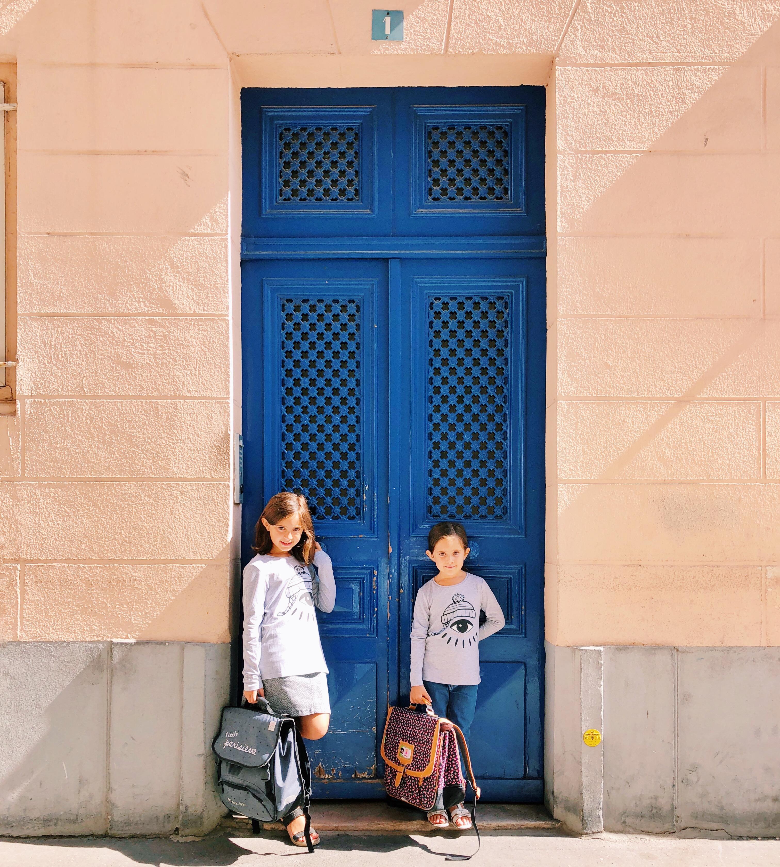 vestiti per bambini back to school