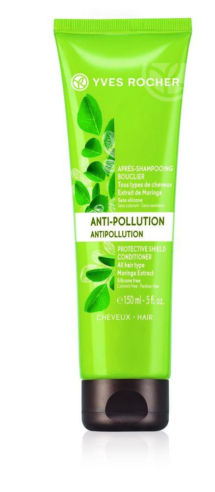 YR-Capillaires Anti-Pollution Après-shampooing bouclier