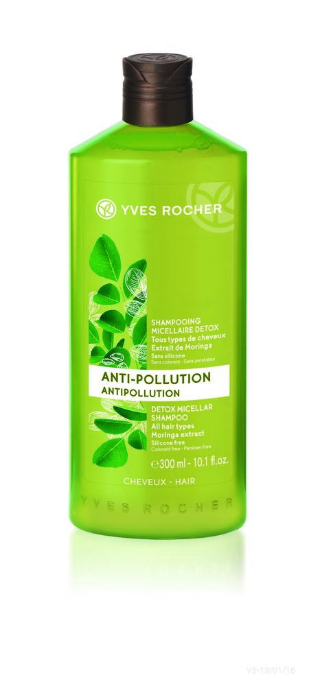 YR-Capillaires Anti-Pollution Shampooing micellaire détox