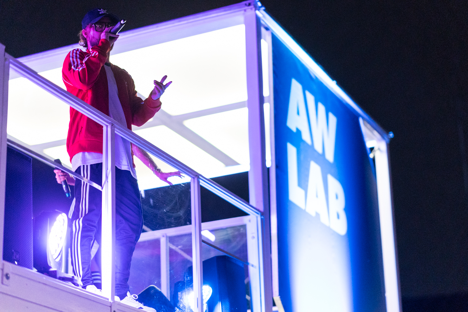 aw lab style cube milano