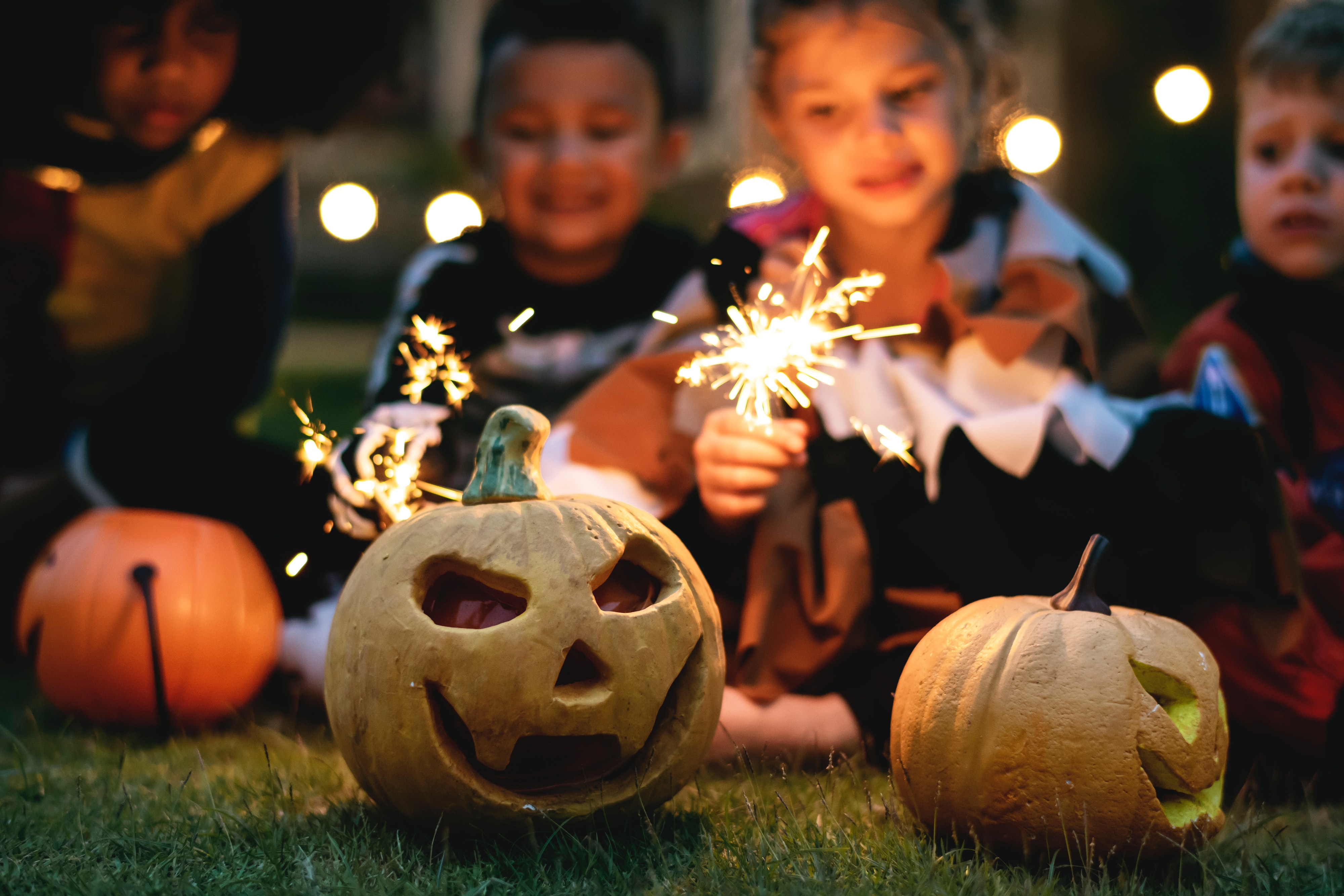 vestire bambini halloween