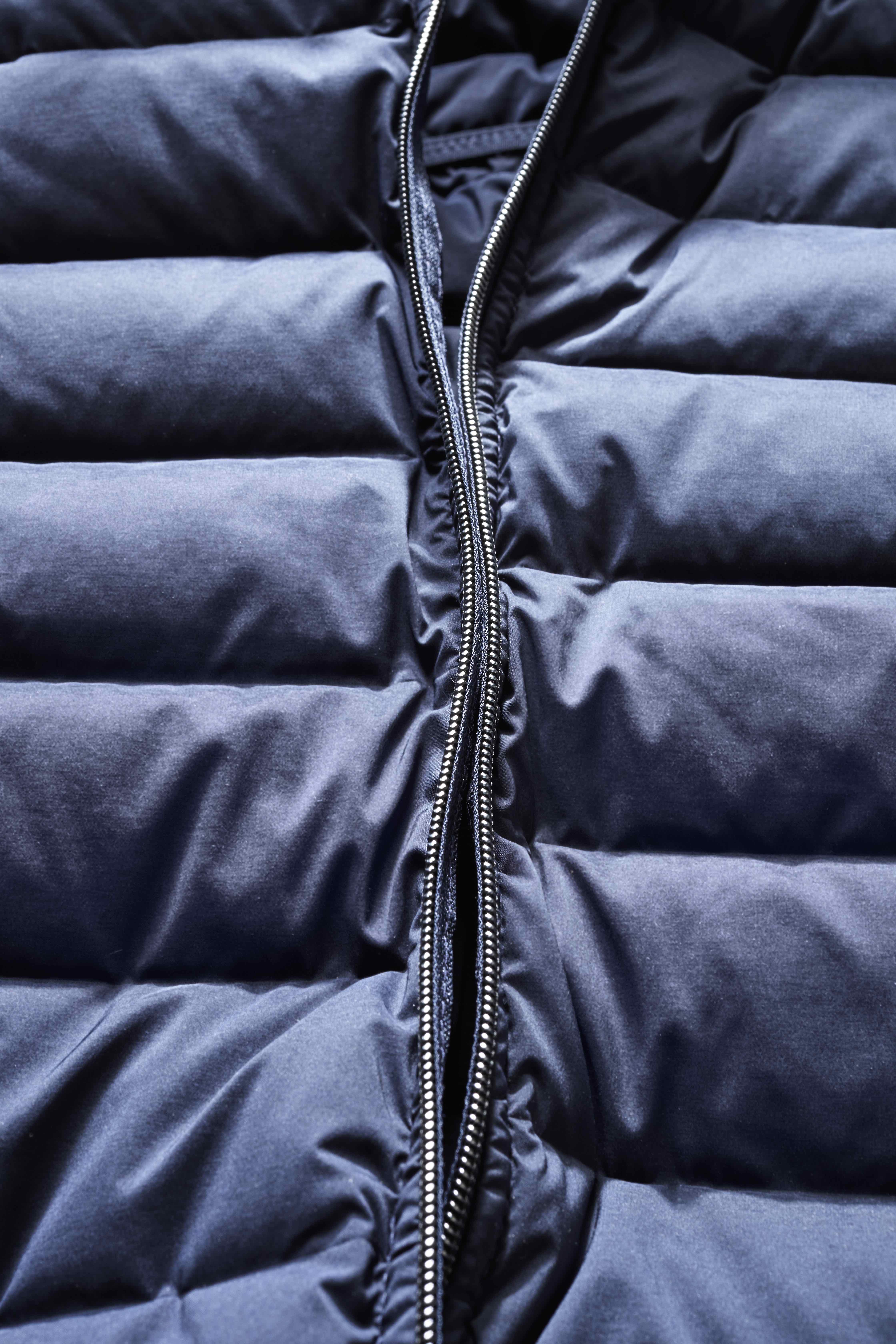 piumino gas jeans