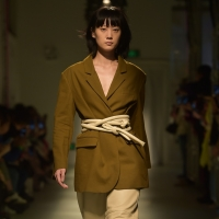 TWINS FLORENCE_Tranoi Catwalk in Shanghai