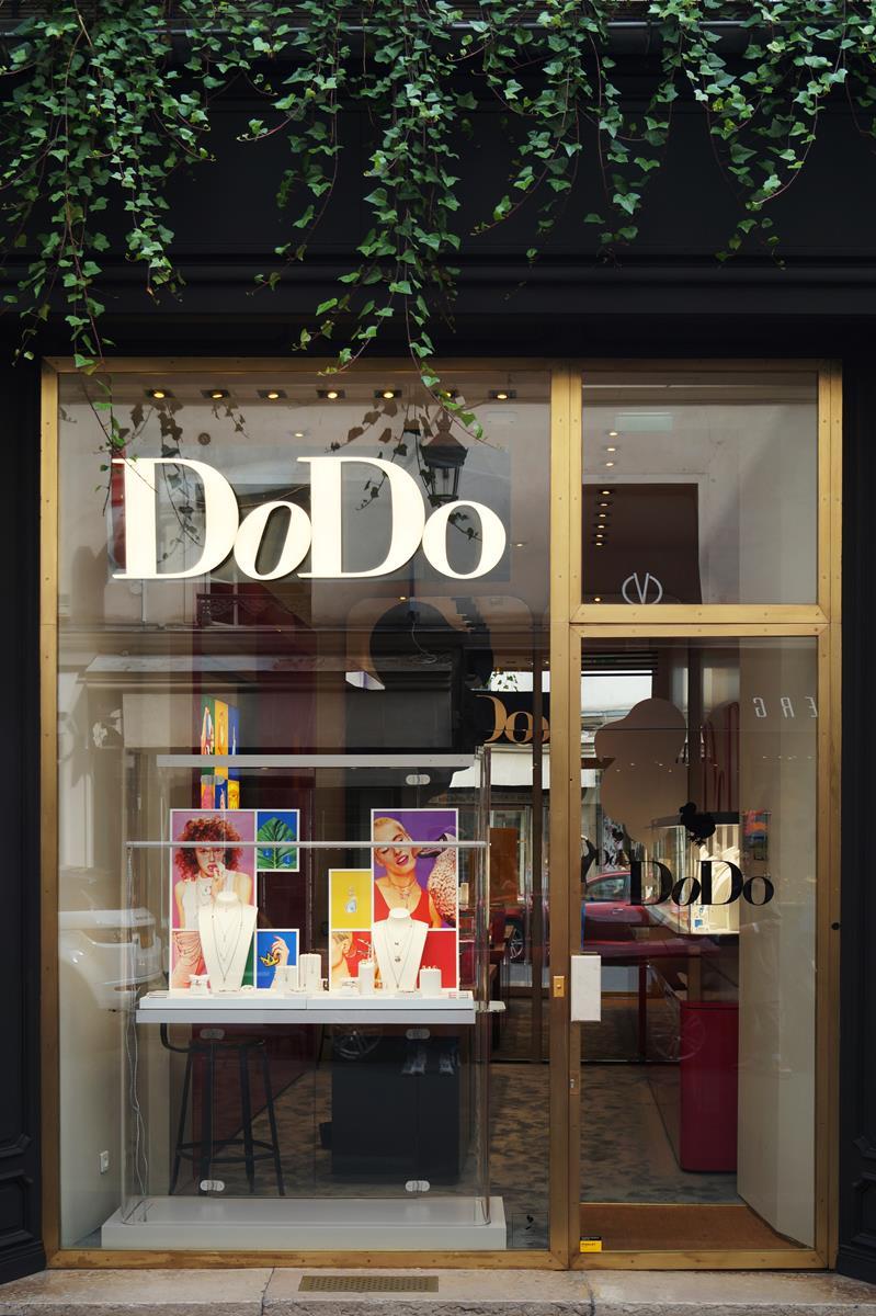 dodo negozio parigi