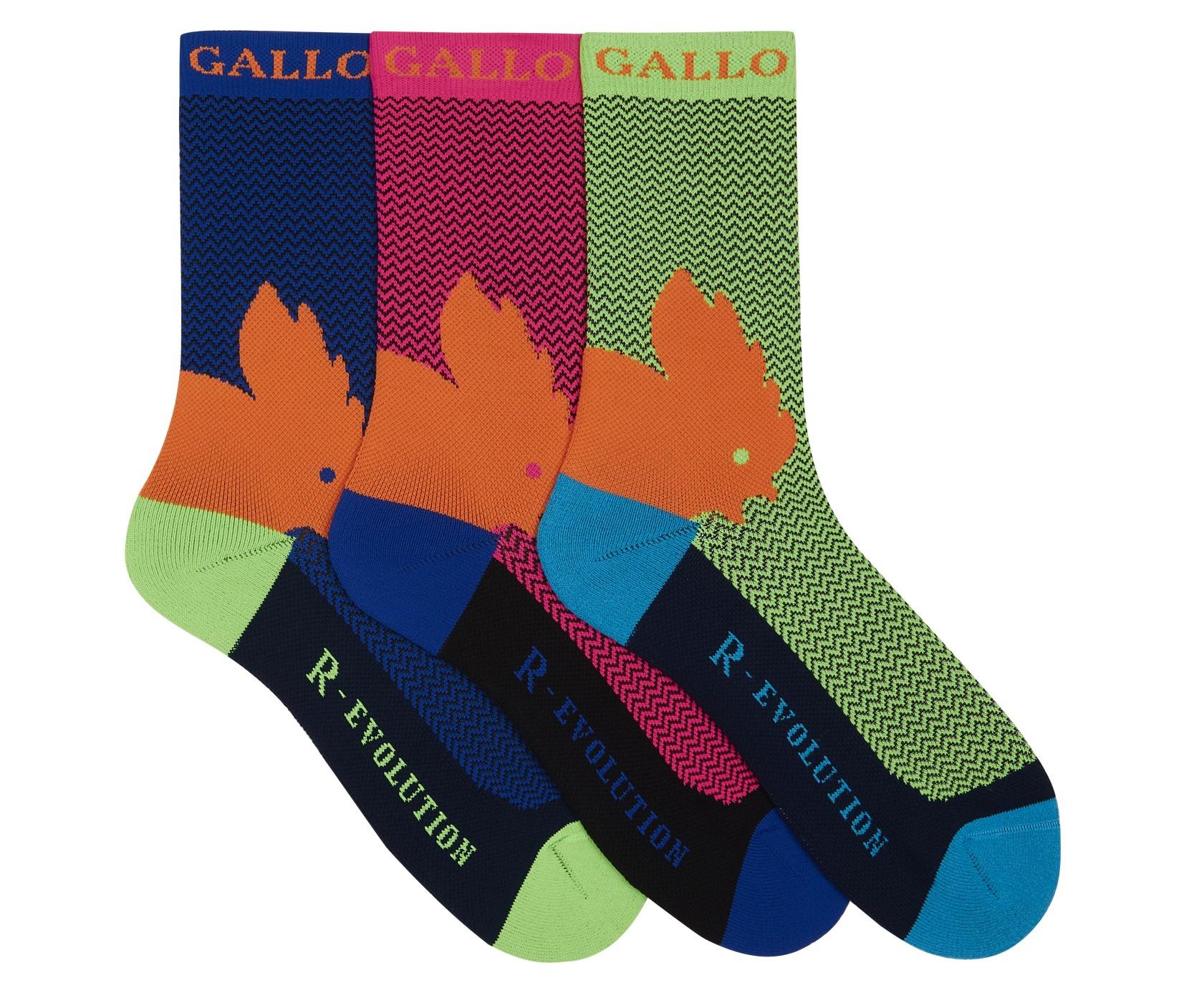 100% originale vendita outlet vendita calda Gallo presenta la calza sportiva Revolution   Fashion Times
